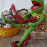 """""""Kermit sucht Bärbel"""" – oder """"Das Zauberei"""""""